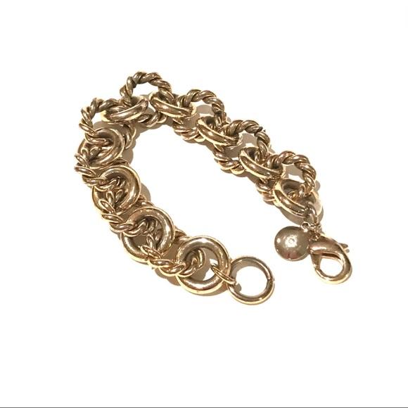 J. Crew Jewelry - J. Crew chain link bracelet